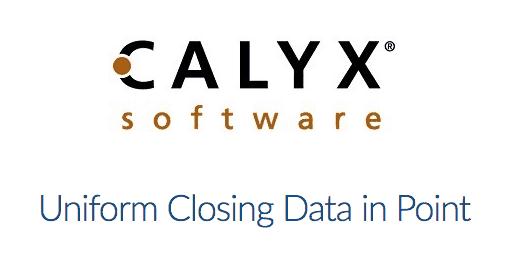 Uniform Closing Data Requirements