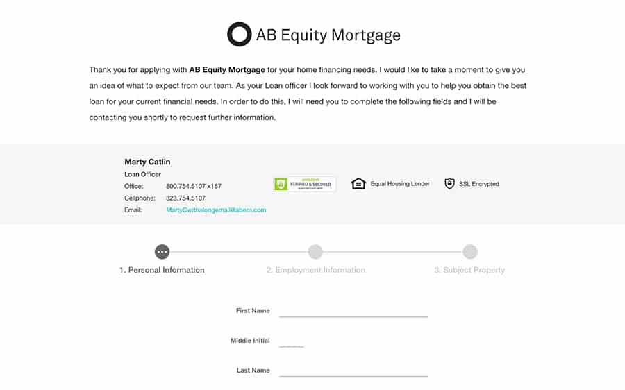 Pulse Mortgage CRM Email System